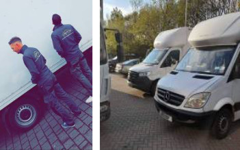 removal men and vans